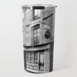Cambridge Pub Dieppe - Pub Anglais Travel Mug