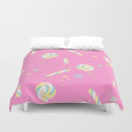 Clumps For Your Lumps Duvet Cover
