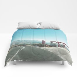Gas Station Comforters