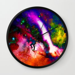 Frankie Fornicas Wall Clock