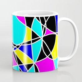 Randomly Retro Purple Coffee Mug