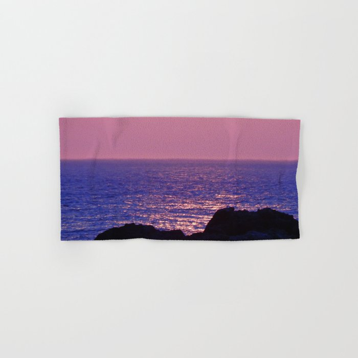 Pink at Dawn Hand & Bath Towel