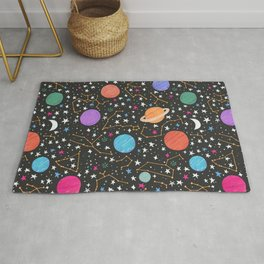 Astrology Pattern Rug