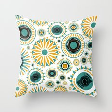All That Jazzier Throw Pillow