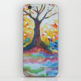 Tree Of Hope iPhone Skin