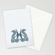 pisces II Stationery Cards