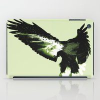 eagle iPad Cases featuring Eagle by Yaroslav Greb