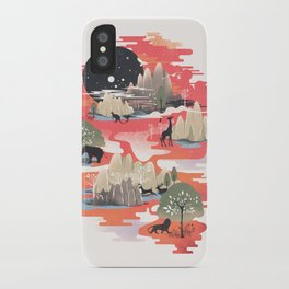 Landscape of Dreams iPhone Case
