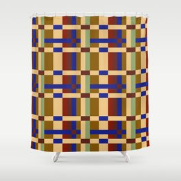 PATTERN 26 Shower Curtain