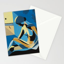 Viene de mi. Body study Stationery Cards