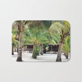 Bungalows on Palm Beach Bath Mat