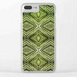 Memories of Woven Grass, Verdure Clear iPhone Case