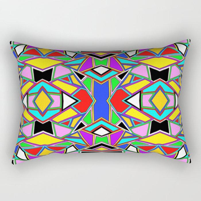 Too Much? Rectangular Pillow