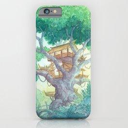 Tree Top iPhone Case