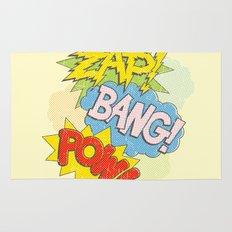 Zap! Bang! Pow! Rug