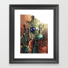 SW#08 Framed Art Print