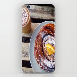 Swedish fika iPhone Skin