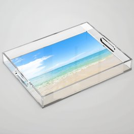 Site Seeing Acrylic Tray