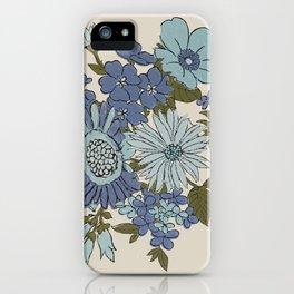 Dorchester Flower 3 iPhone Case