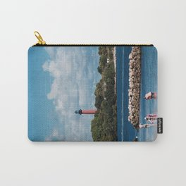 Blue Together Carry-All Pouch
