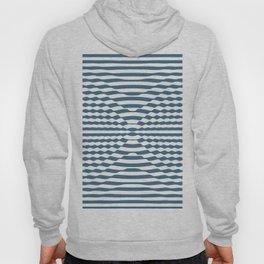 Blue Swirl Hoody