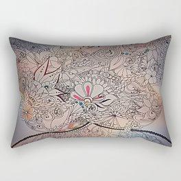 Wings of life Rectangular Pillow