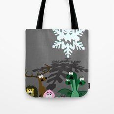 Winter is Coming... Tote Bag