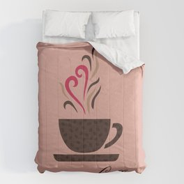 Coffee Lover Comforters