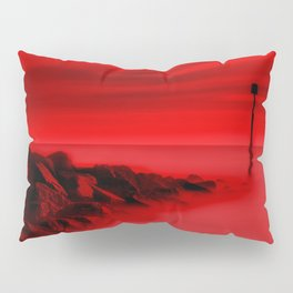 Scorching Seas Pillow Sham