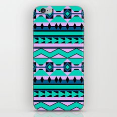 Aztec Pattern iPhone Skin