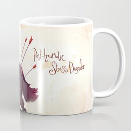 Real Monsters- PTSD Coffee Mug