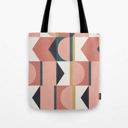 Maximalist Geometric 01 Tote Bag