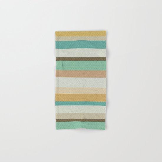 Victorian Stripes Hand & Bath Towel