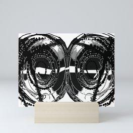 Day and Night Mini Art Print