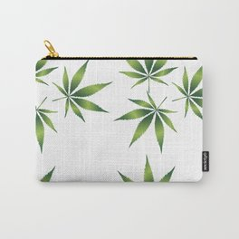 Marijuana Leaves  Carry-All Pouch