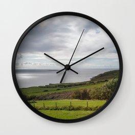 Coast of Ireland Wall Clock
