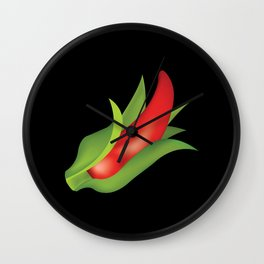 Peppercorn. Wall Clock