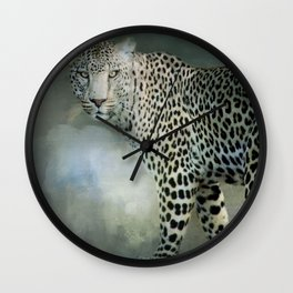 Spotted! Wall Clock