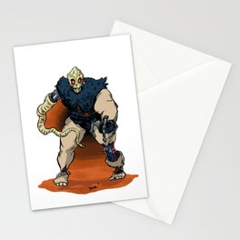 Nightcrawler (Inhumanoids) Stationery Cards