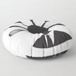 Universal Man Floor Pillow
