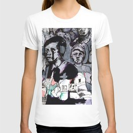 The Purple Mercury People T-shirt