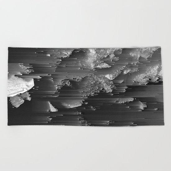 AMETHYST DRIFT Beach Towel