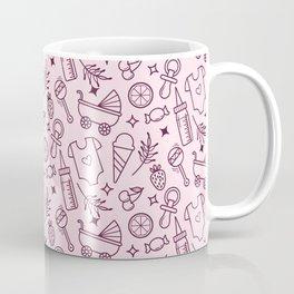 Pacify Me Pink Coffee Mug