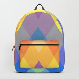 Dusk & Dawn - Abstract Art Backpack