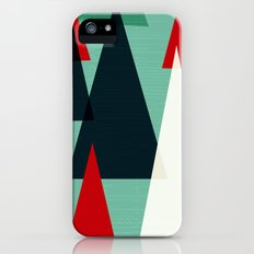 Abstract Forest by Friztin Slim Case iPhone (5, 5s)