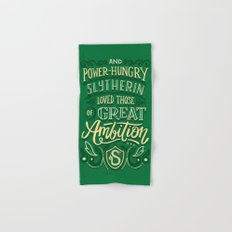 Great Ambition Hand & Bath Towel