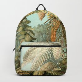 Vintage Tropical Palm Backpack