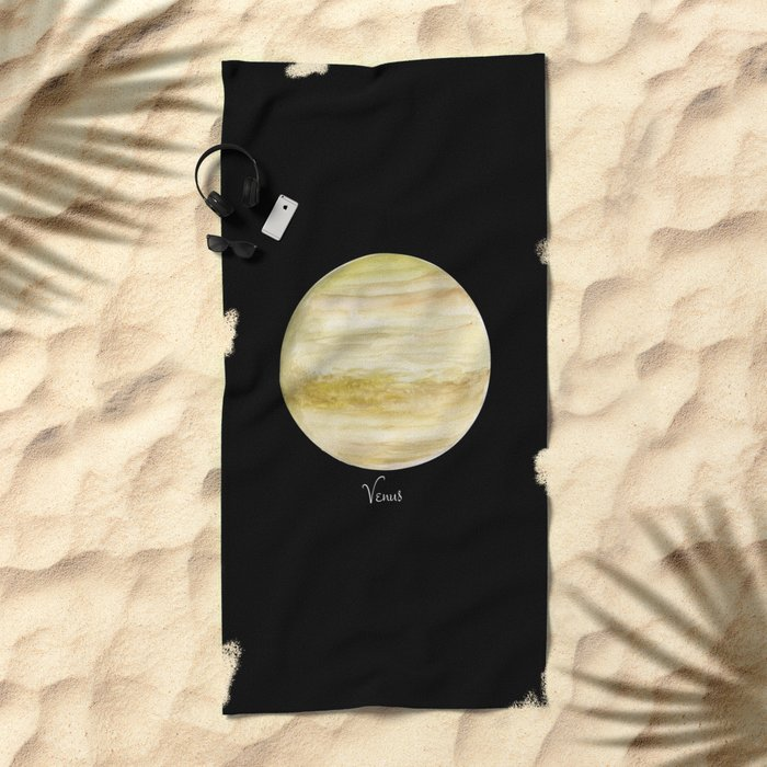 Venus #2 Beach Towel