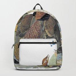 Ruffed Grouse - John James Audubon Backpack