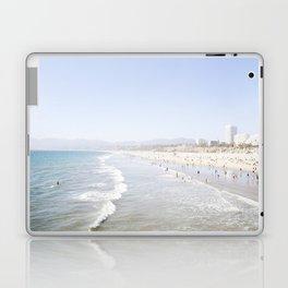 Santa Monica Beach Laptop & iPad Skin
